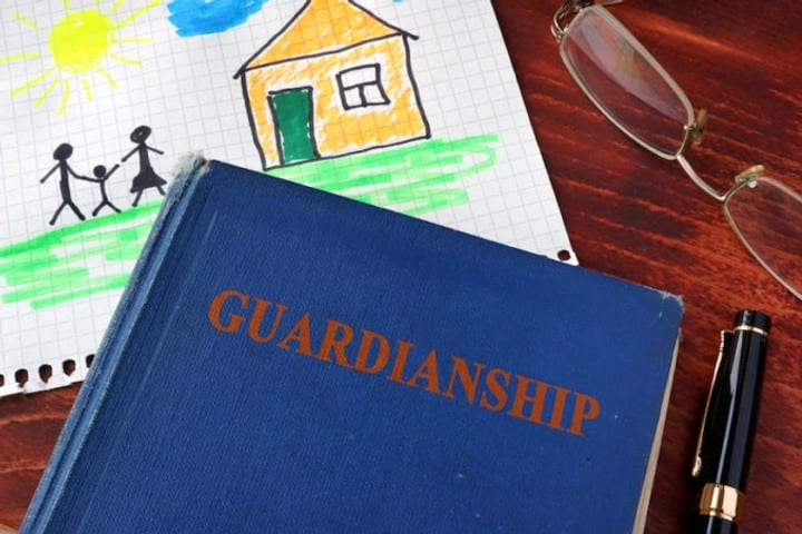 Book about Guardianship